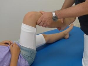 Kniearthrose Bewegungsumfang