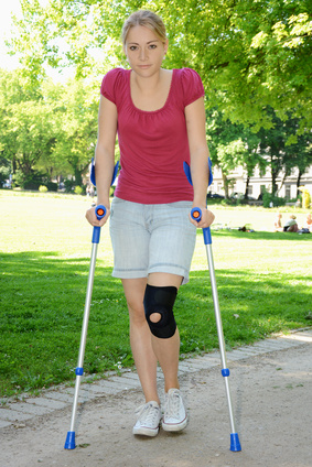 Arthrose durch Verletzungen