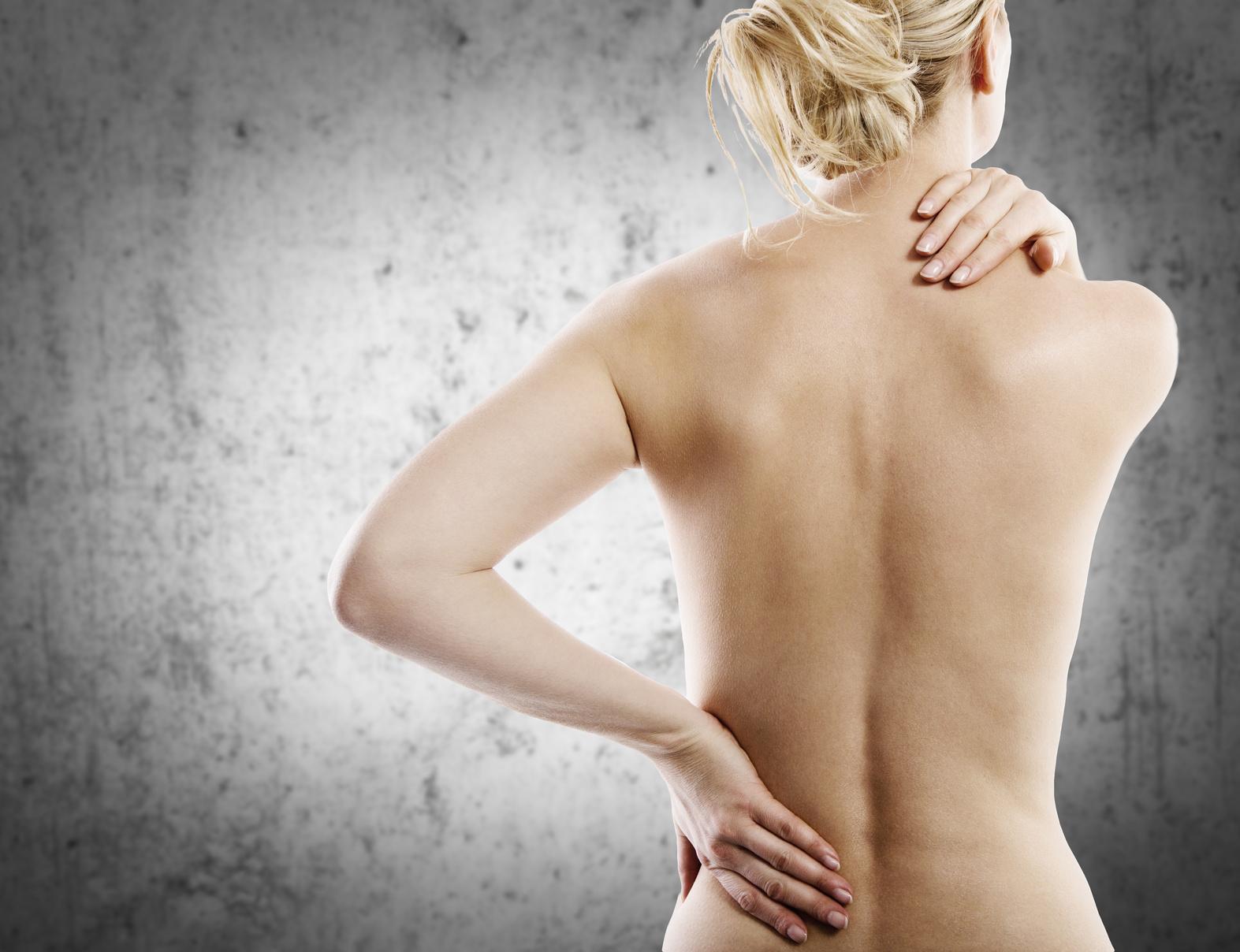 Arthrose an der Wirbelsäule